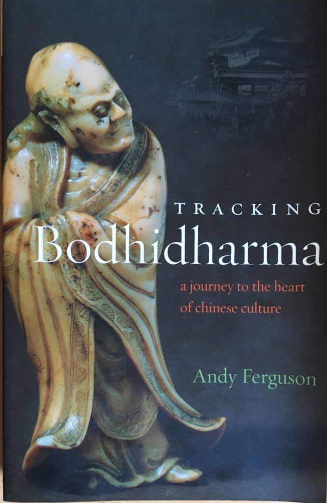 Tracking Bodhidharme Cover
